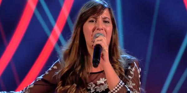 The Voice 4: Noemi Castagnanova entra nel Team Pezzali (video)