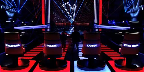 the voice 4 ultima blind
