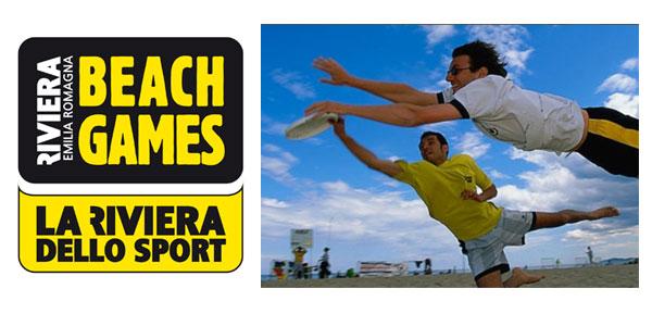La riviera dello sport beach games romagna