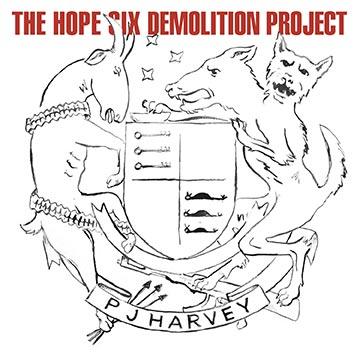 Pj Harvey cover album