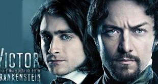 Victor: La storia segreta del Dottor Frankenstein