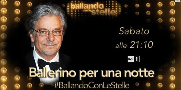 Ballando Con Le Stelle: Giancarlo Giannini e Valerio Scanu ospiti