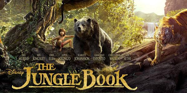 il libro della giungla film al cinema 2016