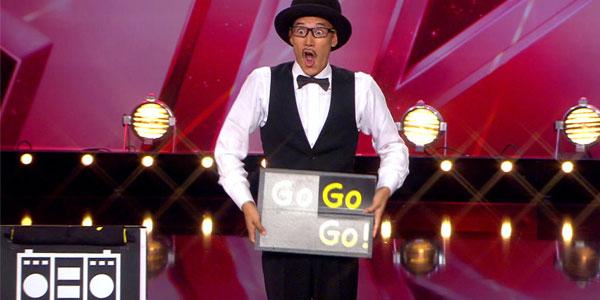 Italia's got Talent: la canzone muta di Yosuke… tutta da vedere