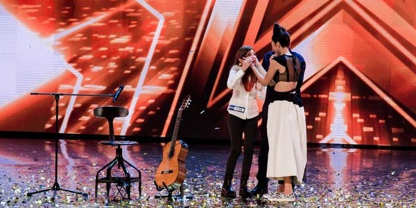 Italia's Got Talent: grazie al Golden Buzzer la 14enne Beatrice va in finale