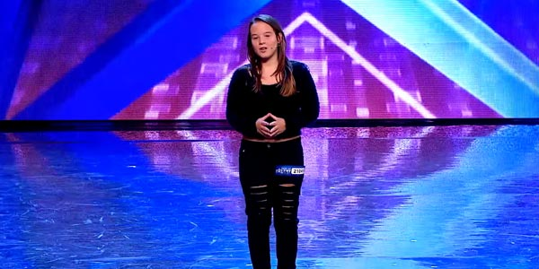 italias got talent chiara monologo mafia