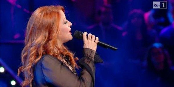 Noemi ospite dello show su Rai 1 Laura Pausini e Paola Cortellesi (video)