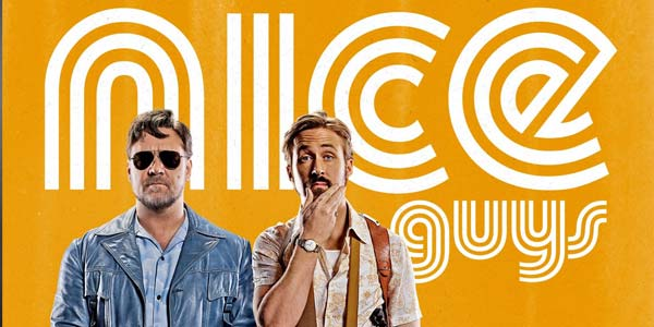 The Nice Guys: con Russell Crowe e Ryan Gosling al cinema in giugno