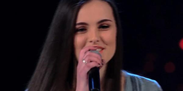 the voice 4 Francesca Basaglia battle