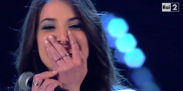 the voice 4 francesca profico battle