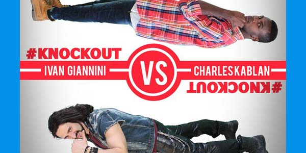 The Voice 4: Charles Kablan batte Ivan Giannini ai Knockout (video)