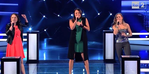 The Voice 4: Neja e Giulia Franceschini eliminate, passa Annamaria Castaldi (video)