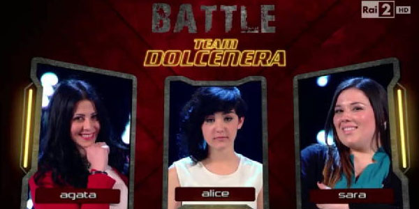 The Voice 4: Alice Paba vince la Battle con Svalutation di Celentano (video)