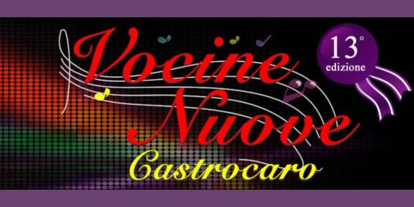Concorso Vocine Nuove Castrocaro 2016
