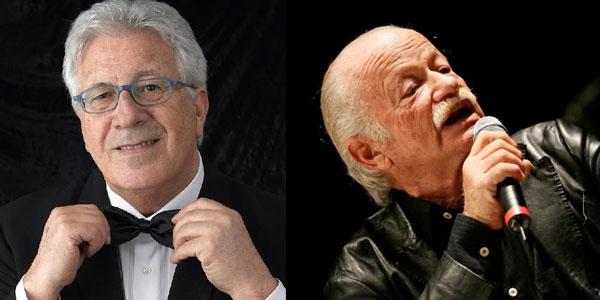 Gino Paoli e Peppino di Capri concerti 2016