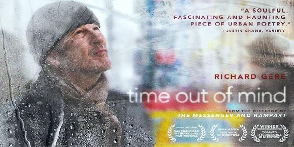 Gli invisibili Time out of Mind con Richard Gere