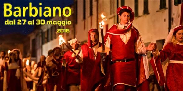Ravenna: Il Palio di Alberico a Barbiano dal 27 al 30 maggio 2016