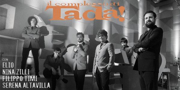 Il disco de Il Complesso di Tada