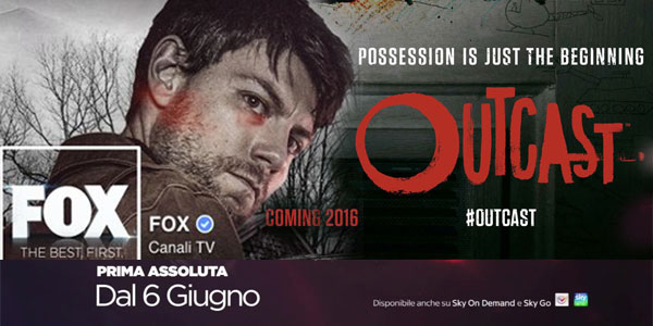 Outcast episodio 1x01 pilot serie tv horror