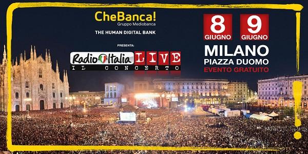 Radio Italia Live Radioitalialive – il concerto