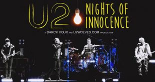 U2 iNNOCENCE eXPERIENCE Live In Paris il film concerto
