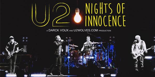 U2 iNNOCENCE eXPERIENCE Live In Paris il film concerto