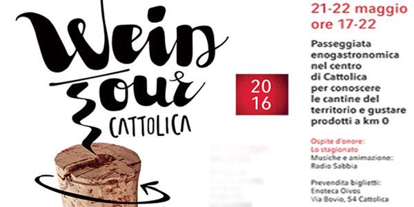 Wein-Tour Cattolica 2016 romagna