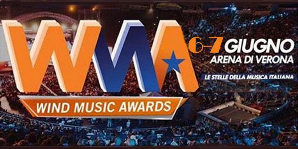 Wind Music Awards 2016 con Amoroso, Fedez, Il Volo, The Kolors, Mengoni e tanti altri