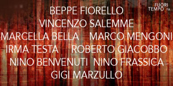 Marco Mengoni e Beppe Fiorello ospiti a Che Fuori Tempo Che Fa il 28 maggio