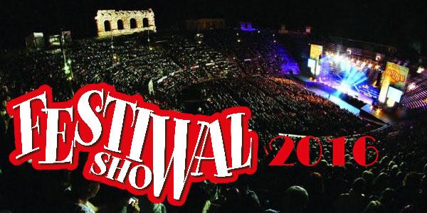Festival Show 2016: parte da Piazza Primo Maggio di Udine il 24 giugno