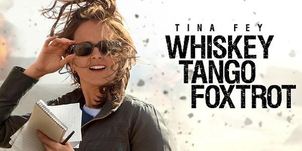 Whisky Tango Foxtrot: film oggi al cinema 19 maggio 2016. Trama recensione e trailer