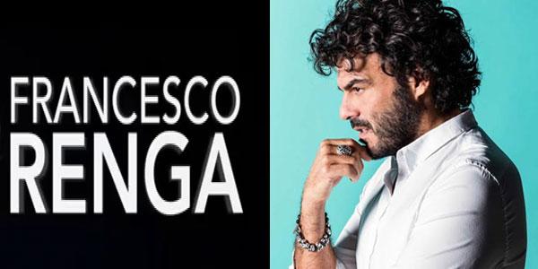 Francesco Renga: in radio il nuovo singolo Scriverò Il Tuo Nome – audio