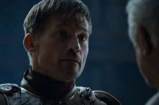 game of thrones jaime e l'alto passero