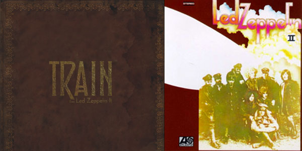 i tran cover Does Led Zeppelin II