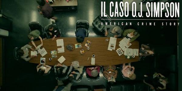 il caso o.j. simpson episodio 1x08 American Crime Story
