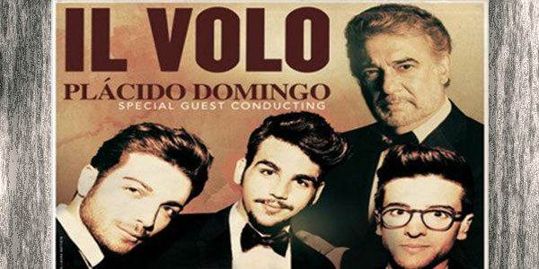 il volo placido domingo