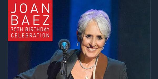 joan Baez concerti 2016