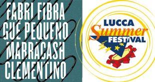 lucca summer festival 2016 RAP