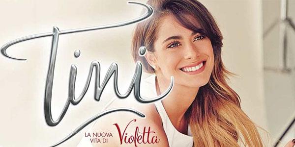 oggi al cinema film Tini La nuova vita di Violetta