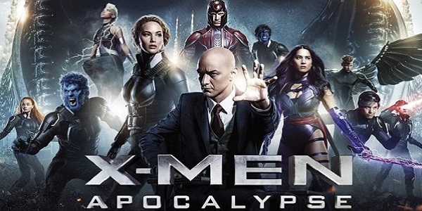 oggi cinema film X Men Apocalisse