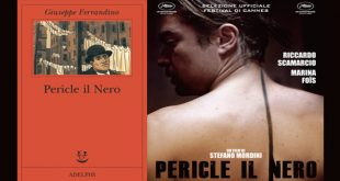 pericle il nero film cinema festival cannes