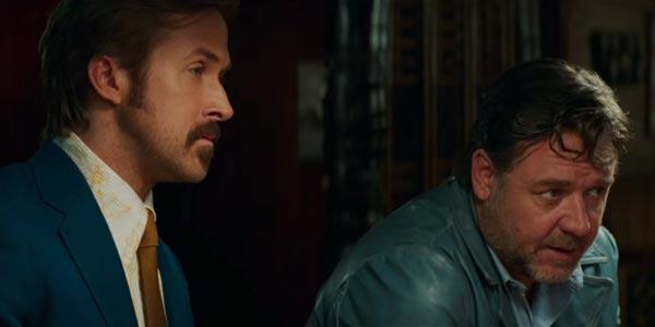 Russell Crowe e Ryan Gosling ospiti a Che Tempo Che Fa il 22 maggio (video)