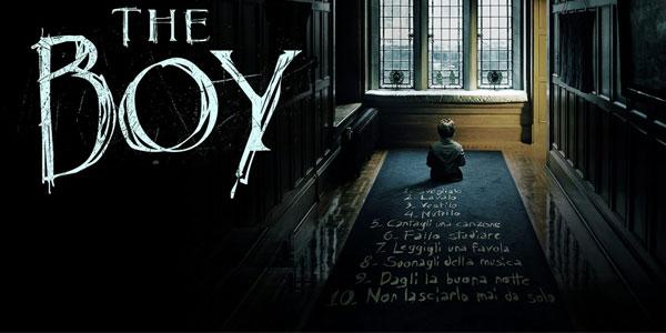 the boy oggi film cinema