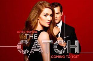 the catch serie tv episodio 1x01