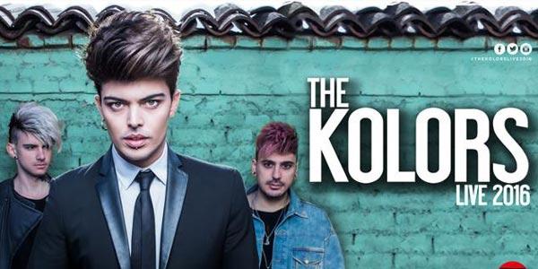 the kolors live 2016