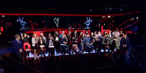 the voice 4 anticipazioni live show