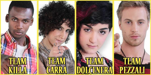 The Voice Of Italy 4: ecco chi sono i finalisti
