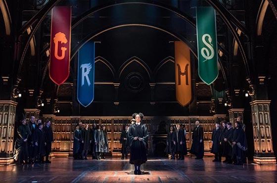 Harry Potter and the Cursed Child foto di scena