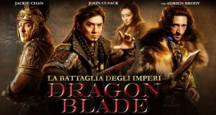 La battaglia degli imperi - Dragon Blade film al cinema