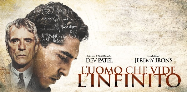 L'uomo Che Vide L'infinito: al cinema dal 9 giugno il biopic sul genio della matematica